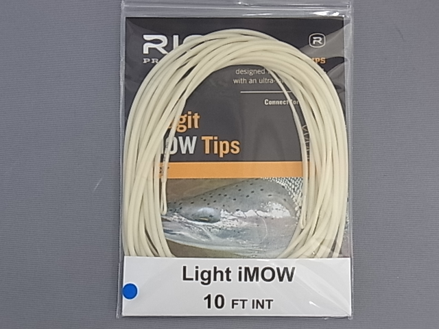 RIO InTouch Skagit <B>iMow</B> Light Tip 10ft Inter