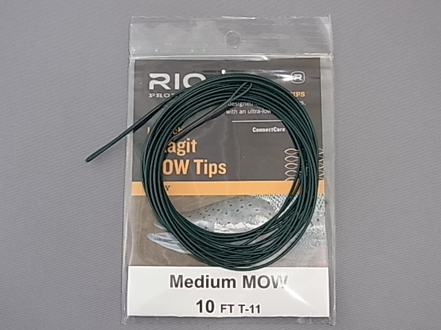 RIO InTouch Skagit Mow Medium Tip 10ft T11