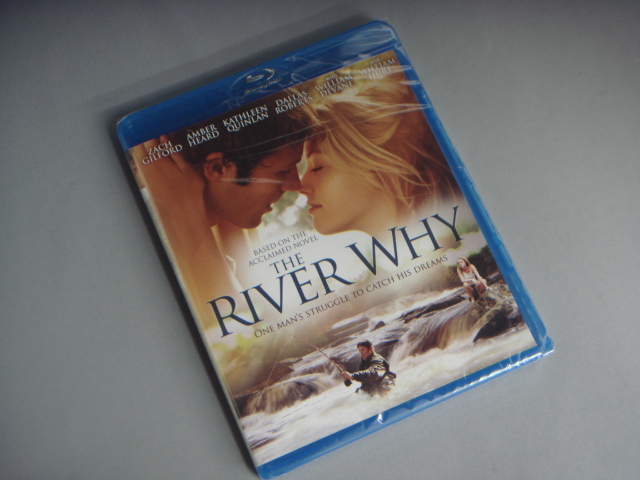 THE RIVER WHY (BLU-RAY)