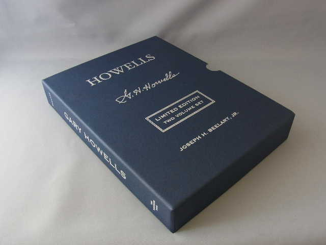 Gary H. Howells Limited Edition Biography + Letters Volume<限定版・日本向け40部>
