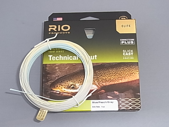 リオ RIO ELITE Technical Trout WF3F