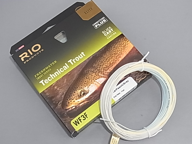 リオ RIO Technical Trout