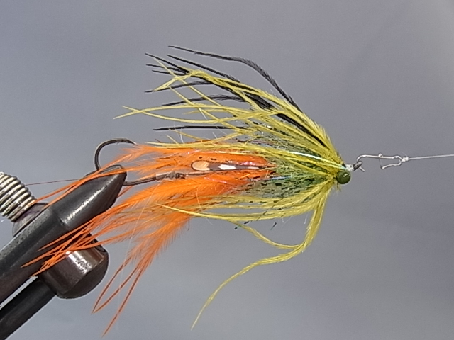 Aqua Jerry's Ultra-Mini Intruder  Olive/Orange