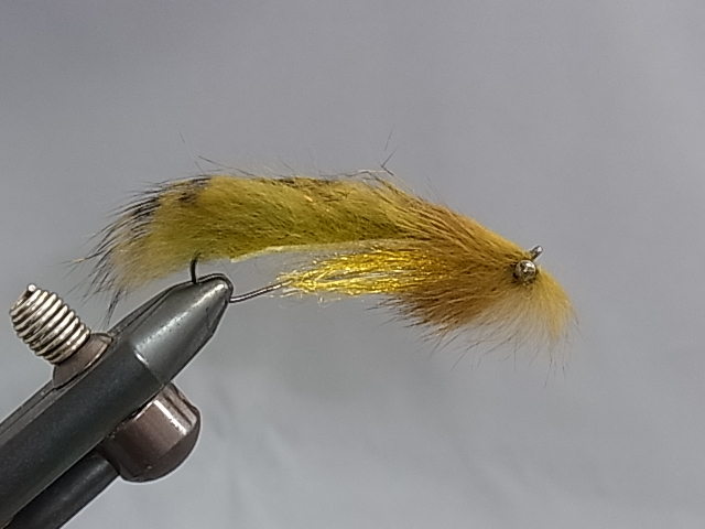 Aqua Mike's Mini-Sculpin  Olive