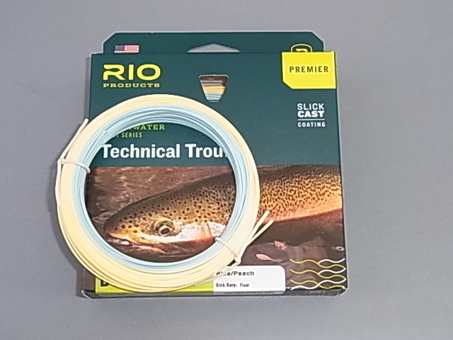 リオ RIO Premier Technical Trout DT4F