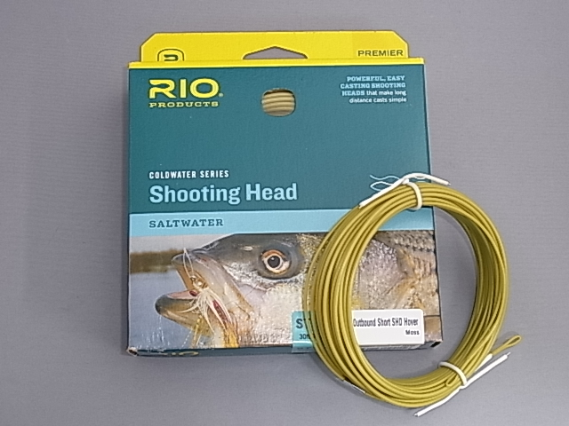 リオ RIO Outbound Short Shooting Head ST7S1(ホバー)